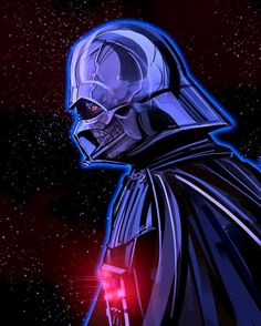 Transperency is not one of Vader's better suits...