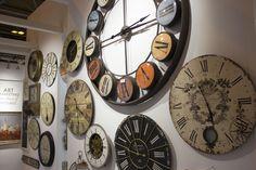 Spring Fair, Heaven Sent, Art Market, Clock, Wall, Home Decor, Watch, Decoration Home, Room Decor