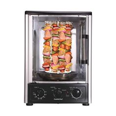 NutriChef Multi-Function Vertical Oven for Kebabs