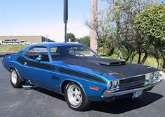 1970 T/A Dodge Challenger. 340 Six Pack. The guy I sold my T/A said Jay Leno owns it now. This was my last Mopar muscle car.