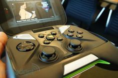 Hands-on with NVIDIA Shield: NVIDIAs project turned product