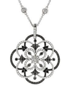 San Francisco, CA (PRWEB) July 2009 -- Award-winning fine jewelry design house Yael Designs will premiere its Fall/Winter black and white diamond Art Deco Jewelry, Pendant Jewelry, Fine Jewelry, Jewelry Design, Diamond Pendant, Diamond Jewelry, Saphir Rose, The Bling Ring, Jewellery Sketches