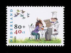 Otje kinderpostzegel 1999
