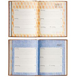 Giveaway!! Frankie 2012 Daily Journal and Calendar! (Closed) » Eat Drink Chic