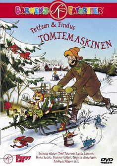 Pettson & Findus: Tomtemaskinen (DVD) - Great story!