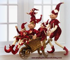 Pin our Elf Collage Photo for future reference RAZ Christmas Elf Collection Adding posable, whimsical Christmas elves to you. Elf Decorations, Elf Christmas Decorations, Whimsical Christmas, Christmas Design, Beautiful Christmas, Vintage Christmas, Christmas Elf Doll, Xmas Elf, Christmas Home