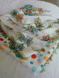 Oya  Turkish lace