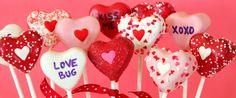 popcakes dias del amor y la amistad 2014 - Buscar con Google