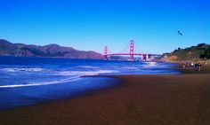 Head to Baker Beach and snap some pics of the Golden Gate Bridge.
