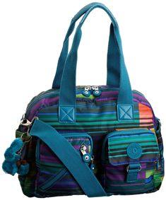 Kipling Women's Defea 3 Shoulder Bag Kipling Lunch Bag, Sacs Kipling, Kipling Handbags, Diaper Bag, Mini Backpack Purse, Louis Vuitton Speedy 30, Girls Bags, Cute Bags, Luggage Bags