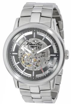 Kenneth Cole New York Men's KC3925 Stainless Steel Automatic Watch Kenneth Cole New York http://www.amazon.com/dp/B003R72H6I/ref=cm_sw_r_pi_dp_.7J9vb1F44DY6