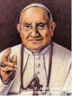 St. John XXIII pray for us!