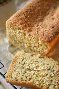 First bread and a success! Gluten Free Recipes, Bread Recipes, Cooking Recipes, I Love Food, Good Food, My Favorite Food, Favorite Recipes, Sin Gluten, Food Allergies