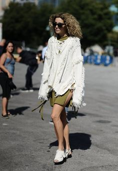 Pin for Later: Updated! The Best Street Style From New York Fashion Week New York Fashion Week, Day 5