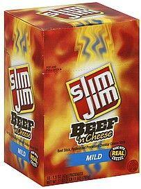 5. My favorite road trip snack    Slim Jim Beef & cheese Sticks  #EsuranceDreamRoadTrip