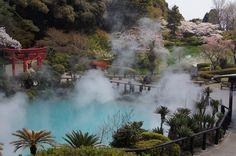 Image result for beppu onsen images