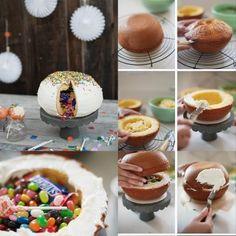Pinata Cake Recipe