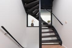Afbeeldingsresultaat voor open trap bekleden hout trap pinterest