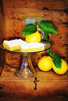Treat of the Week: Lemon Bars