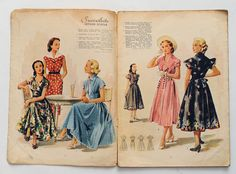 Soviet fashions, 1950s