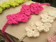 You Seriously Made That!?: Tiny Blooms Headband