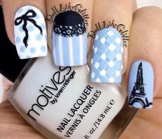 Nail Art Tutorial: Quilted Manicure - NailItMag