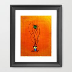 Buy Loose Brain by Stuart Williams as a high quality Framed Art Print. Worldwide shipping available at Society6.com. Just one of millions of products… Framed Art Prints, Painting & Drawing, Art Work, Brain, My Arts, Drawings, Home Decor, Products, Artwork