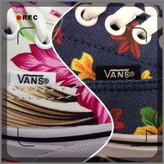 #Vans #collection #instacollage #men #women #pic #collection #summer #floreal #vansofthewall