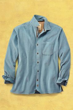 Manana Cord Shirt from Territory Ahead for$90