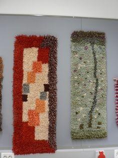ryijykuva Rya Rug, Punch Needle, Carpet, Blanket, Rugs, Wall, Trapillo, Farmhouse Rugs, Walls