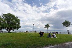 Sonntags in Friedrichshafen