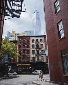 "What I Saw In NYC on Instagram: ""Photo by @ ceos_downbeat ___(•||Lurkin In Da…"