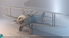 Modeling : Sopwith Camel by Mohammad javad jalilpour   Creatures   3D   CGSociety