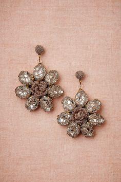 Crochet Malaga Earrings