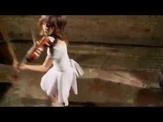 Transcendence- Lindsey Stirling  SO COOL!