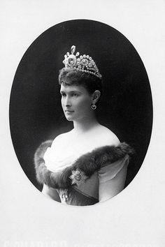 """Grand Duchess Maria Pavlovna Romanova of Russia (the Elder).  """"AL"""""""