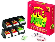 Amazon.com: Apples to Apples Bible Edition: Toys & Games