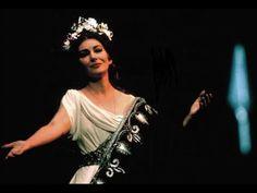 Maria Callas Opera Arias : La Traviata, Norma, Madama Butterfly, Lucia di Lammermoor & many others - YouTube