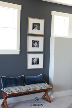How to Pick the Best Blue for You If you've been trying to pick a blue paint colour for your walls, but can't seem to land on a fave, I BET I know why! Either your room doesn't SUIT bl Blue Bedroom Paint, Best Bedroom Paint Colors, Office Paint Colors, Paint Colors For Living Room, Best Gray Paint Color, Blue Gray Paint Colors, Grey Paint, Paint Colours, Turquoise Room