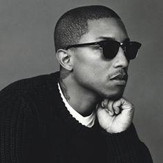 Celebrity Pharrell Williams Clubmaster Wayfarer Sunglasses 2947