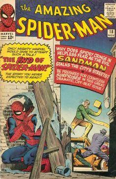 The Amazing Spider-Man (Vol. 1) 018 (1964/11)