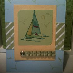 Fathers Day Card  Stampin Up