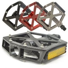 Lumintrail MTB BMX Flat Alloy Mountain Bike Platform Pedal * You can get additional details at the image link. Mountain Bike Pedals, Road Mountain Bike, Bicycle Pedals, Best Mountain Bikes, Mountain Bike Shoes, Road Bike, Mountain Bike Accessories, Cool Bike Accessories, Bicycle Maintenance