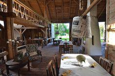 camp spa - Gorąca sauna opalana drewnem w lesie w połączeniu z masażem i piknikiem lokalnych wiejski przysmaków.