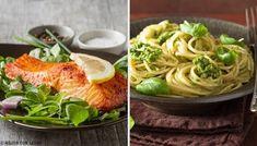 La masa de seară avem tendința să mâncăm rapid preparate bogate în calorii. Îți prezentăm 3 rețete sănătoase pentru o cină rapidă și hrănitoare.