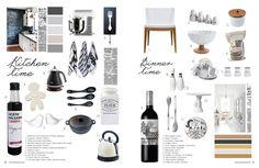 Revista Platos&Copas // cook&design: Home sweet home