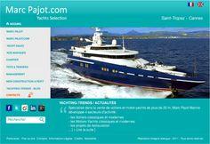 Le site de Marc Pajot