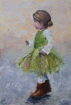 Contemporary original art from Ireland. The Dreamers, Ireland, Contemporary Art, Original Art, The Originals, Artist, Painting, Artists, Painting Art