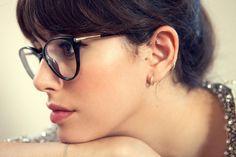 Blanca Suárez en 7días/ 7looks: Gafas de Tom Ford y pendientes de aro