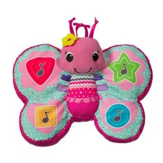 Infantino Touch Tones Musical Butterfly Infantino http://www.amazon.com/dp/B00IR4F4IO/ref=cm_sw_r_pi_dp_IqUEvb19EJ8RJ